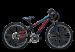 Цены на Велосипед Cube Kid 240 24 (2017) CUBE Алюминиевая рама байка выполнена из авиационного термоупрочненного сплава 6061. Поэтому она столь же прочна,   как рама полноразмерного маунтинбайка,   но при этом легче — для подростков это важно. Для большей прочности т