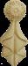 Цены на Керамическая плитка Halcon Fatima Ins. Faldon Orsay Natural Декор 4x10