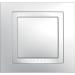 Цены на Рамка 1 пост Schneider Electric UNICA белая MGU2.002.18M
