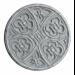 Цены на Керамическая плитка Argenta Light Stone Empyreal Light beige вставка 10х10