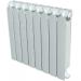 Цены на Rifar Алюминиевый радиатор Rifar Alum 500 (1 секция) Alum 500 1 Запатентованный алюминиевый радиатор Rifar Alum 500 создан для использования как в традиционных системах отопления,   так и в качестве масляного электрического радиатора. Главное отличие от изв