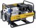 Цены на Eisemann Сварочный агрегат бензиновый Eisemann S 6401 E Генератор бензиновый Eisemann S6401 комплектуется силовой установкой,   бензиновый четырехтактный двигатель внутреннего сгорания с воздушным охлаждением HONDA GX 390. Оснащен электростартером,   благодар