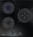 """Цены на Fornelli Fornelli PGA 45 FIERO BL Тип поверхности: независимая газовая Ширина,   см: 45 Количество конфорок: 3 WOK - конфорка: есть,   """"Тройное пламя"""" Управление: механическое Расположение управления: фронтальное Цвет: черное закаленное стекло Фасет (скошенный"""