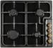 Цены на HANSA HANSA BHGA 62079 Тип управления механическое Переключатели поворотные Ширина,   см. 60 Цвет антрацит Газовых конфорок 4 Электроподжиг конфорок Газ - контроль конфорок