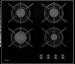 Цены на HANSA HANSA BHKS 61038 Тип поверхности газ на стекле Управление фронтальное