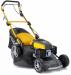 Цены на Газонокосилка бензиновая STIGA COMBI 48 SQ Мощность двигателя: 4 л.с. ;  Ширина скашивания: 46 см. ;  Высота скашивания (мин.  -  макс.): 2,  5  -  9,  0 см. ;  Корзина для травы: есть,   60 л. ;  Вес без упаковки: 37.4 кг.