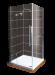 Цены на Душевой угол Wasserfalle F 2005 90х90 Габариты 90х90х190Низкий поддон Аксессуары (4 полки) Аллюминиевый профиль,   хром Прозрачные стекла 8 мм Страна - производитель Германия Гарантия 1 год
