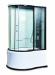 Цены на Душевая кабина LanMeng (ЛанМенг) LM835TG R ассиметричная,   с глубоким поддоном,   размер 110х85 см,   правая 110х85х213 см Современный дизайн,   мощное ударопрочное стекло,   надежный поддон с антискольжением,   удобное сиденье. LanMengLM835TG R  -  это закрытая гидро