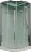Цены на Душевая кабина Timo (Тимо) Premium IMPI H - 517 закрытая с низким поддоном,   с баней с гидромассажем угловая с крышей размер 100х100 см 100х100х220 см 100% акрил,   европейское премиум - качество,   турецкая баня в комплекте,   сенсорный пульт управления,   надежные д