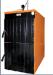 Цены на Напольный твердотопливный котел Ferrolli SF L 5 Ferroli Особенности конструкции котла напольного твердотопливного Ferroli SFL 5 : котел предназначен для сжигания кусковой древесины и угля (в базовой версии) и пеллет (необходимо дополнительное оборудование