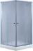 Цены на Timo VIVA LUX TL - 8002 romb glass душевой угол 800x800x2000 Акриловый квадратный поддон с сифоном и усиленным каркасом Анодированный,   алюминиевый,   хромированный профиль. Закалённое ударопрочное стекло толщиной 6 мм (прозрачное с рисунком или матовое) Двойн