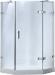Цены на Timo BY - 839M - 90 душевой угол 900x900x2000 Акриловый пятиугольный поддон с сифоном и усиленным каркасом. Закаленное ударопрочное стекло толщиной 8 мм (прозрачное или матовое) Хромированные петли из нержавеющей стали. Магнитный уплотнитель. Ручка.