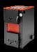 Цены на Теплодар Куппер ОВК 18 универсальный твердотопливный котел Отопительный котел Куппер ОВК 18 предназначен для отопления помещений площадью до 180 кв. м. Оснащен чугунной плитой для подогрева пищи или воды. Регулятор тяги и газовая горелка не входят в базов