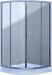 Цены на Timo BIONA LUX TL - 8001 romb glass душевой угол 800x800x2000 Акриловый полукруглый поддон с сифоном и усиленным каркасом Анодированный,   алюминиевый,   хромированный профиль. Закалённое ударопрочное стекло толщиной 6 мм (прозрачное с рисунком или матовое) Дво