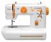 Цены на ASTRALUX Швейная машина AstraLux Amber Amber Astralux Amber представляет собой недорогую и качественную швейную машину с электромеханическим типом управления. Она отличается надежностью,   простотой использования и интересным,   ярким дизайном,   способным