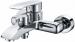 Цены на Смеситель Edelform Rubis RB1810 для ванны Edelform Edelform Rubis RB1810