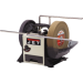 Цены на Станок заточный с водяным охлаждением JET JSSG10 JE 708015 M JET Шлифовально - полировальный станок JET JSSG - 10 708015М  -  это качественный агрегат для обслуживания ручного инструмента. Благодаря использованию воды и вращению на низких оборотах затачиваемая