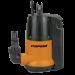 Цены на Насос Парма НД400 35ПВ дренаж. 400Вт,   135л мин 02.012.00022 Парма Дренажный насос ПАРМА НД - 400/ 35ПВ оснащён встроенной поплавковой системой автоматического отключения при низком уровне перекачиваемой воды,   которая позволяет использовать его в очень стеснё