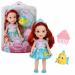 Цены на Disney Princess 754910 Принцессы Дисней Малышка с питомцем 15 см. в асс Рапунцель,   Мерида (Храброе Сердце) Купить Disney Princess 754910 Принцессы Дисней Малышка с питомцем 15 см.