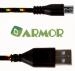 Цены на Micro USB 1m Black Кабель Armor Micro USB,   предназначенный для синхронизации и зарядки вашего смартфона .