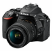 Цены на NIKON D5500 18 - 55mm f/ 3.5 - 5.6G AF - P DX VR,   черный,   24Mpx CMOS,   оптическая стаб. объектива,   HD1080/ 60p,   экран 3.2'',   сенсорный,   Wi - fi,   Li - ion,   поворотный экран D5500KIT18 - 55VR AF - P/ Black NIKON D5500KIT18 - 55VR AF - P/ Black Фотокамера NIKON Фотоаппарат цифрово