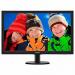 Цены на Philips жидкокристаллический LCD 21,  5'' [16:9] 1920х1080 TN,   nonGLARE,   nonTOUCH,   250cd/ m2,   H170°/ V160°,   10М:1,   16,  7M Color,   5ms,   VGA,   Tilt,   2Y,   Black 223V5LSB Philips 223V5LSB (10/ 62) Монитор Philips Монитор жидкокристаллический PHILIPS Монитор LCD 21,  5''