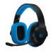 Цены на Logitech Наушники игровые с микрофоном G233 Prodigy Wired Gaming Headset  -  BLACK/ CYAN  -  EMEA 981 - 000703 Logitech 981 - 000703 Гарнитура Logitech Наушники Logitech игровые с микрофоном G233 Prodigy Wired Gaming Headset  -  BLACK/ CYAN  -  EMEA 981 - 000703 (981 - 000