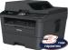 Цены на Brother Многофункциональное устройство MFC - L2740DWR черный,   лазерный,   A4,   монохромный,   ч.б. 30 стр/ мин,   печать 2400x600,   скан. 600х2400,   USB - кабель в комплект поставки не входит,   Wi - Fi,   факс,   автомат. однопроходное двухстороннее скан MFCL2740DW Brother MF