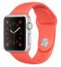 Цены на Watch Sport 38mm with Sport Band MMF12 Silver/ Pink Apple Операционная система Watch OS Установка сторонних приложений есть Поддержка платформ iOS 8 Поддержка мобильных устройств iPhone 5 и выше Уведомления с просмотром или ответом SMS,   почта,   календарь,   F