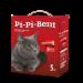Цены на Classic комкующийся наполнитель для кошачьего туалета 3 кг. арт. 17.200 Pi Pi Bent Натуральный комкующийся наполнитель Pi - Pi - Bent Classic,   изготовленный из бентонитовой глины. Экологически чистый продукт.