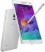 Цены на Samsung Galaxy Note 4 (Белый,   32 ГБ) Samsung Четвертая модель в популярной серии Note,   одной из наиболее ярких качеств которой всегда был большой экран,   в комплектацию к которому традиционно предоставляется фирменный стилус. Остается актуальным на сегодня