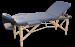 Цены на Oxygen Складной массажный стол Oxygen Ecoline 100 Складной 3 - ех секционный переносной массажный стол Oxygen Ecoline 100 предназначен для домашнего и коммерческого использования. Секции спины регулируется в 10 положениях (75 градусов). Стол укомплектован б