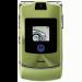 Цены на Motorola Motorola RAZR V3i green