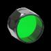 Цены на Fenix Фильтр TK Fenix AD302 - G зеленый Высококачественный зеленый светофильтр для тактических фонарей серии TK от компании Fenix. Модель используется для охоты на дичь,   не различающую зеленый спектр света. Может быть применена в сумерках и в темное время с