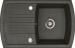 Цены на Kuppersberg Кухонная мойка Kuppersberg ALBA 1B1D BLACK Внешние размеры 780 x 500 x 210 Размеры чаши 420 x 378 х 210 База встраивания от 50 см Сливное отверстие на 3 ,   круглый перелив в чаше Оборачиваемая,   с двумя предварительно просверленными технологичес