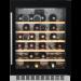 Цены на AEG Винный шкаф AEG SWB66001DG Электронное управление Светодиодное управление Общий полезный объем холодильного отделения: 138 л Полезный объем холодильного отделения: 138 л Годовое потребление электроэнергии: 195 кВт Класс энергопотребления: B Климатичес