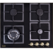 Цены на Graude Газовая варочная панель Graude GSK 60.0 S Управление с помощью поворотных переключателей Белое закаленное стекло Оригинальные конфорки SABAF Чугунные решетки Исполнение: без рамки Ширина: 600 мм