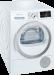 Цены на Siemens Сушильная машина Siemens WT45W461OE Дисплей Сигнал окончания хода программы Блокировка от детей Принцип теплового насоса Вместимость: 9 кг Класс энергопотребления: A +  Объём барабана: 112 л Цвет: Белый