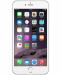 Цены на Apple iPhone 6 Plus 16Gb (A1524) 4G LTE Silver Стандарт GSM 900/ 1800/ 1900,   3G,   LTE,   LTE Advanced Cat. 4 /  Операционная система iOS 8 /  Тип SIM - карты nano SIM /  Диагональ4.7 дюйм. /  Размер изображения 750x1334 /  Фотокамера8 млн пикс.,   встроенная вс