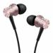 Цены на 1MORE E1009 Piston Fit In - Ear Headphones Pink Тип устройства:проводные наушники Конструкция:вставные (затычки) Модель:E1009 Piston Fit Производитель:1MORE Shen Zhen Acoustic Technology Co.,   Ltd. Страна производства:Китай Вес наушников: