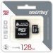 Цены на SmartBuy MicroSD 128GB Class 10  +  SD адаптер Карта памяти MicroSD 128GB SmartBuy Class 10  +  SD адаптер