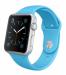 Цены на Apple Watch Sport 42mm with Sport Band MLC52 Blue Операционная система Watch OS Установка сторонних приложений есть Поддержка платформ iOS 8 Поддержка мобильных устройств iPhone 5 и выше Уведомления с просмотром или ответом SMS,   почта,   календарь,   Facebook
