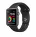 Цены на Apple Watch Series 2 38mm (MP0D2) (Space Gray Aluminum Case with Black Sport Band) Экран Тип экранаRetina с Force Touch Сенсорный экранДа ПроцессорApple S2 Основные параметры ОписаниеWiFi,   Водонепроницаемость до 50м Операционная система