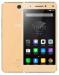Цены на Lenovo Vibe S1 Gold Сотовый телефон Android 5.0 Тип корпуса классический Материал корпуса металл Управление сенсорные кнопки Количество SIM - карт 2 Режим работы нескольких SIM - карт попеременный Вес 132 г Размеры (ШxВxТ) 70.8x143.3x7.8 мм Экран Тип экрана ц
