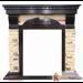 Цены на Dimplex Dublin арочный сланец (венге) Dublin арочный сланец (венге) Материал портала МДФ + шпон Тип камина портал Цвет  дуб,   темный дуб Цвет экрана/ камня белый сланец Гарантия 1 год