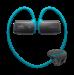 Цены на Sony MP3 плеер Sony NWZ - WS613,   синий NWZWS613L.EE Водонепроницаемая конструкция для плавания  -  Теперь с любимой музыкой можно окунуться или поплавать. Этот Walkman обладает водостойкостью* на глубине до 2 - х метров,   что позволяет ему выдерживать не только