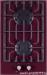 Цены на Kuppersberg Газовая варочная панель Kuppersberg TG 39 L