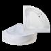 Цены на Bach Акриловая ванна Bach Фэнтэзи 150*150 13337 - 01 280973   Угловая акриловая ванна Bach Фэнтэзи 150*150 см для ванной комнаты. Особенности ванны Bach: Угловая ванна Белоснежный акрил с повышенной гигиеничностью и ударопрочностью Акриловый лист