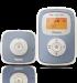 Цены на Цифровая радионяня с LCD дисплеем iNanny N30 LCD дисплей Усиленная кодировка для безопасной передачи данных Световой индикатор уровня шума Микрофон с высокой чувствительностью Измерение температуры в комнате Аккумуляторная батарейка в родительском блоке В