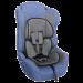 Цены на Детское автокресло Zlatek Atlantic Lux группа 1/ 2/ 3 9 - 36 килограмм цвет синий Корпус автокресла ATLANTIC LUX изготовлен из литого пластика,   устойчивого к ударам,   соответствующего экологическим нормам и требованиям безопасности. У него аккуратный и стильны